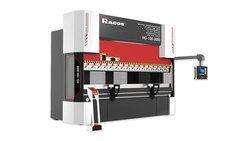 Upper drive electro-hydraulic servo bending machine