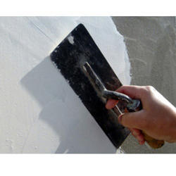 Exterior Wall Putty