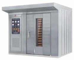 1200 Single Trolley Bakery Oven