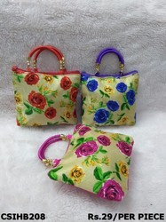 Beautiful Designer Floral Gift Handbag