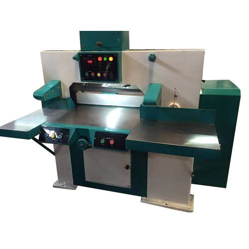 Fully Automatic Paper Cutting Machine, Capacity: 25-380 T/d