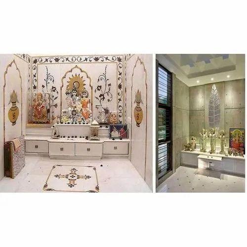 Pooja Room Designer Wall Tile