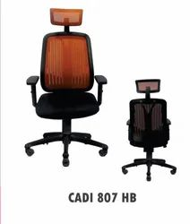 Five Wheel High Back Office Chair