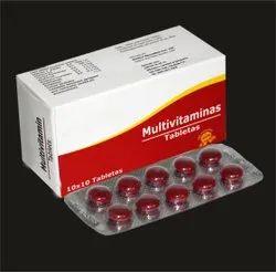 Medico Multivitamins Tablets