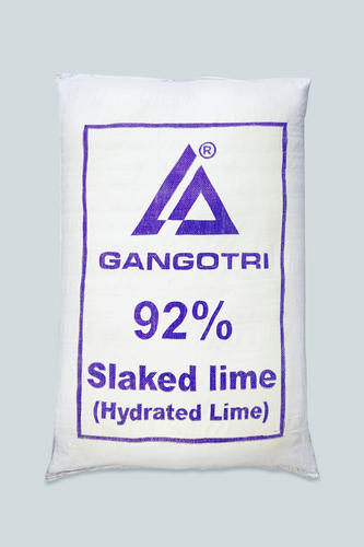 Hydrated Lime, Packaging Type: Bag, 20 Kg