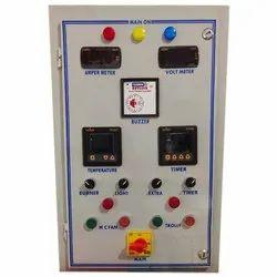 Three Phase Oven Control Panel