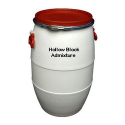 Hollow Block Admixture
