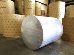 White 100 Mm To 1200 Mm Poly Coated Consumer Paper Packaging Material