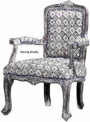 Leather Fabric Upholstery Cafe Home Rosewood Teak Teakwood Mangowood Mango Rubberwood Chair