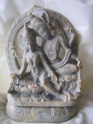 Lakshmi Narayana Statue