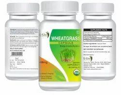 Wheatgrass Capsule