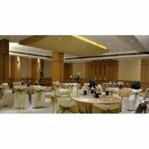 Banquet Hall Interior Designing Service, Banquet Interior