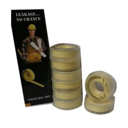 Brand: Hiking Color: Cream Teflon Tapes
