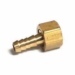 Drilling Brass Swivel Nuts