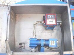 Graco USA Graco Blue Devil Fuel Pump, Max Flow Rate: 45 L