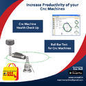 CNC Machine Laser Calibration Service