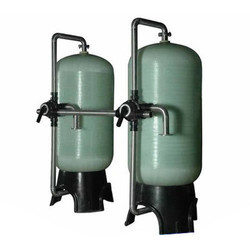 Pressurised Sand & Activated Carbon Filter
