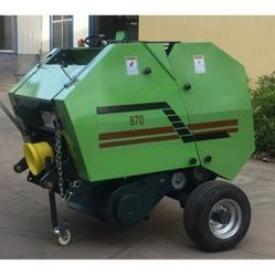 Mini Round Hay Baler - View Specifications & Details of Round Straw