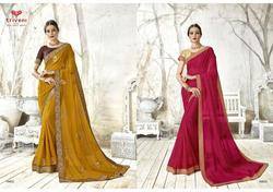 Triveni Revati Series 16801-16808 Stylish Party Wear Fancy Saree