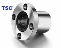 LMF35 UU Linear Slide Bush Bearing Round Flange Shape