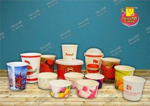 disposable product - Paper Cup Manufacturer from Ahmedabad