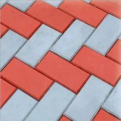 Prima Pipes Concrete Paver Block, Thickness: 60 - 80 Mm