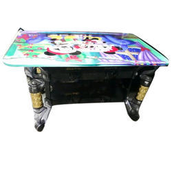 Glass Rectangular Designer Center Table
