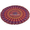 Indian Mandala Throw