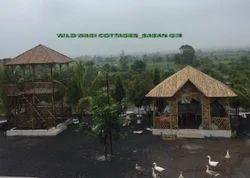 Cottages Resort In Sasan Gir National Park