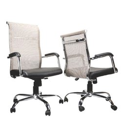 Alpha HB/LB Revolving Computer Chairs