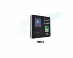 eSSL Time & Attendance ( Face System) , Model MB 20