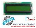 16x02 COB LCD Display