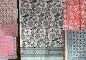 MEERA HANDICRAFTS  Women Printed Cotton Scarves