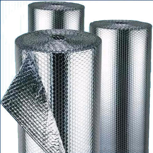 Silver Aluminum Bubble Wrap Insulation Rs 80 Square Meter Chroma