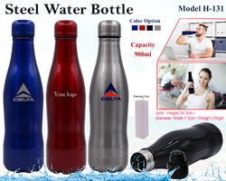 Steel Water Bottle H-131