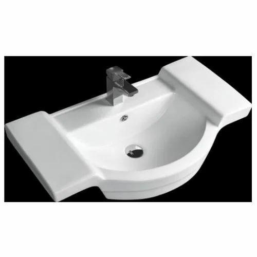 Kitchen Semi Recessed Basins