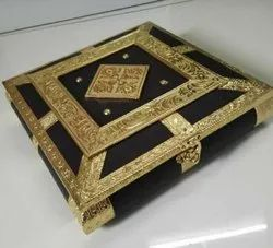 Wood Mukhwas Box For Wedding Gifts