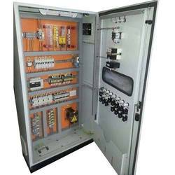 Industrial PLC Control Panel