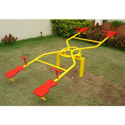 4 Seater Seesaw