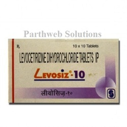 Levosiz 10mg tablets