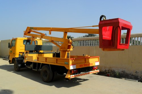 Truck Mounted Hydraulic Access Platform