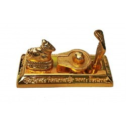 Brass Lord Shiva Nandi Statue