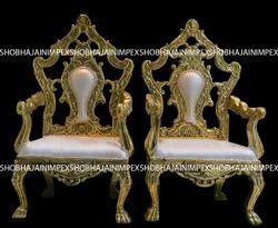 Latest Indian Wedding Mandap Chair