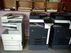 Konica Minolta Photocopy Machine Photocopy Machine Service, Warranty: Upto 1 Year