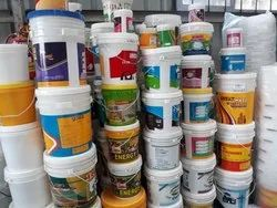 Grease Bucket Container/Paint Bucket Container/Curd Container/Agro Packing Bucket Container