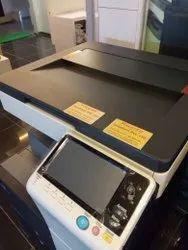 Konica Minolta Bizhub 367 Fully Duplex Photocopy Machine