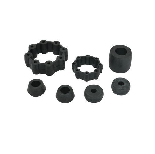 Rubber Coupling Elements - Rubber Bush Coupling Manufacturer from