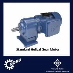 Standard Helical Gear Motors