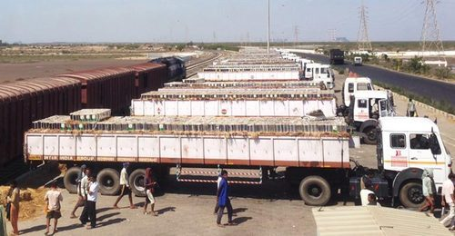 Railway Freight Forwarders And Aggregators Services in Mohra