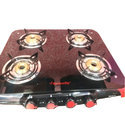 Butterfly Four Burner Gas Stove